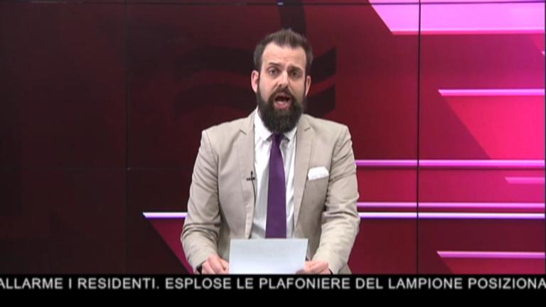 Canale 10 news 18/02/2020 seconda edizione