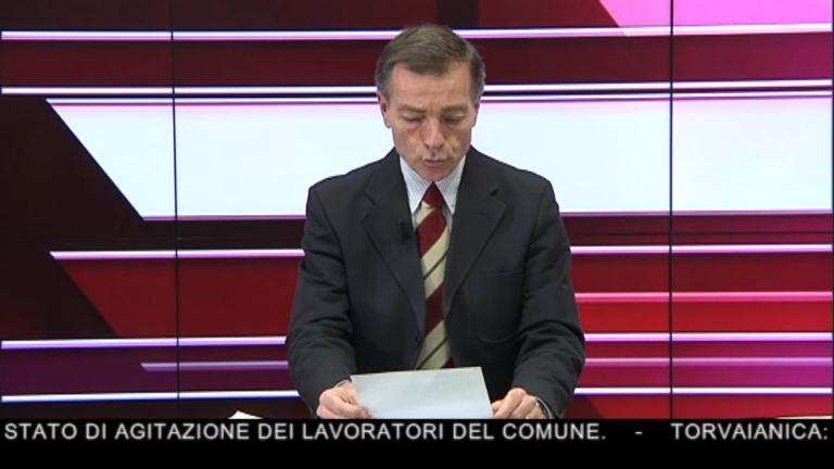 Canale 10 News 28/01/2020 seconda edizione