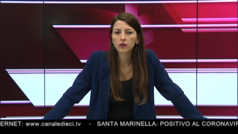 Canale 10 News 11/03/2020 seconda edizione