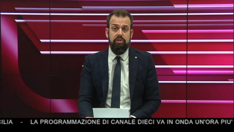 Canale 10 News 13/03/2020 seconda edizione