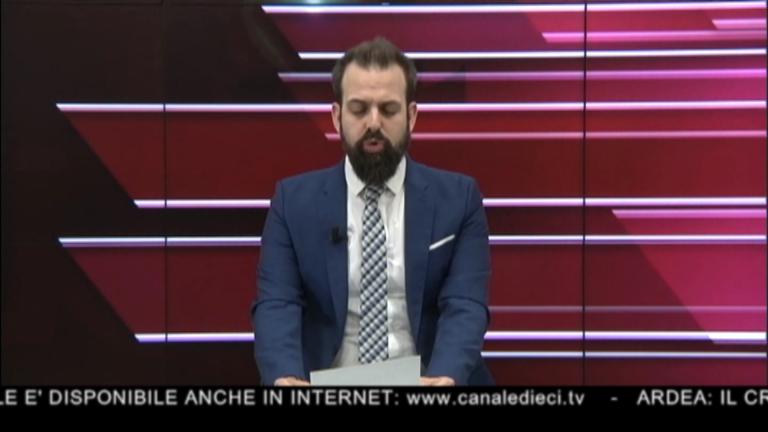 Canale 10 News 07/01/2020 seconda edizione