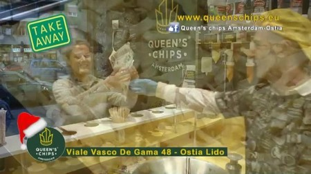 Queen's chips Amsterdam -Ostia