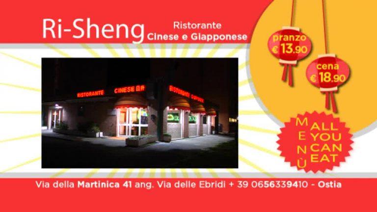 Ri-Sheng Ristorante Cinese e Giapponese