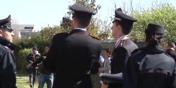 Violenza e minacce: l'operazione dei Carabinieri