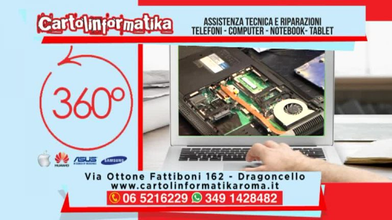 Cartolinformatika Roma