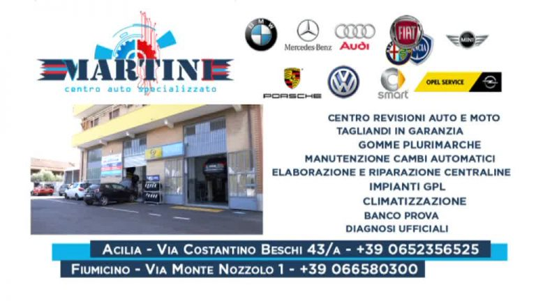 Centro Auto Specializzato Martini