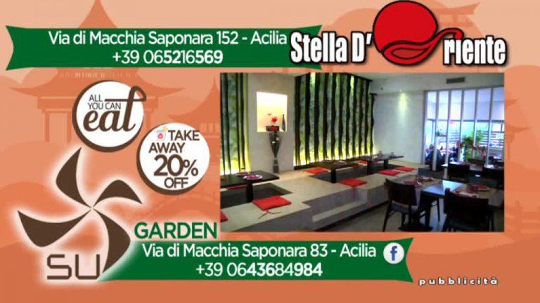 Xsu Garden e Stella Oriente