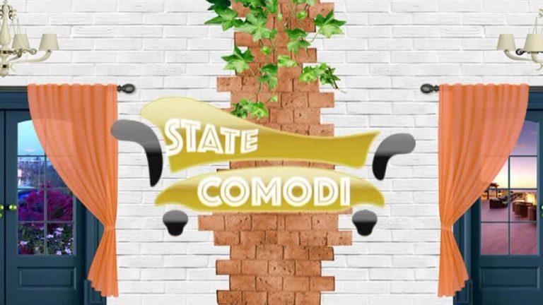 STATE COMODI DEL 22/11/2019