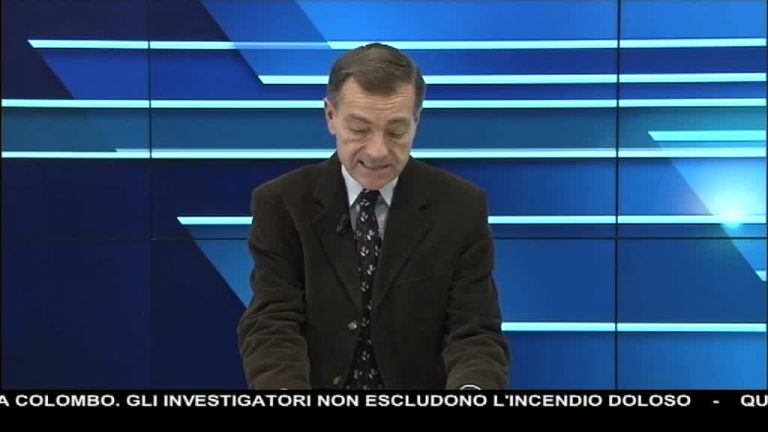 Canale 10 News 03/01/2019