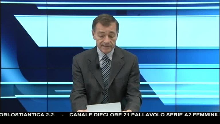 Canale 10 News 06/01/2020