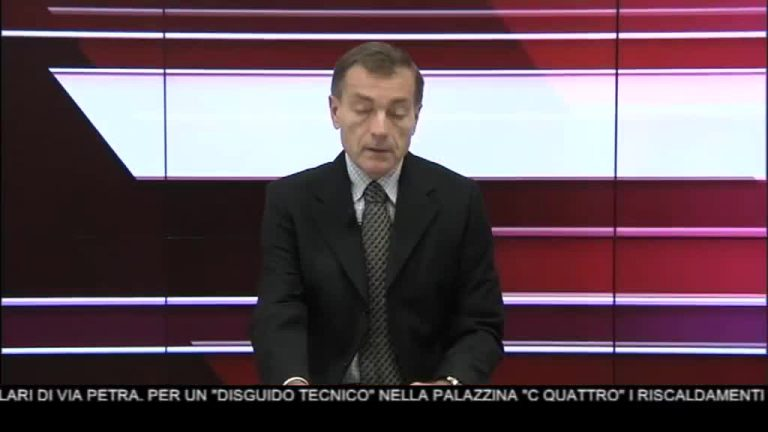 Canale 10 News 06/01/2020 seconda edizione