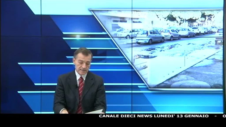 Canale 10 News 13/01/2020