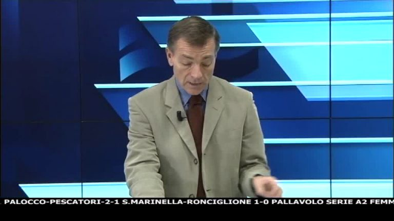 Canale 10 News 20/01/2020