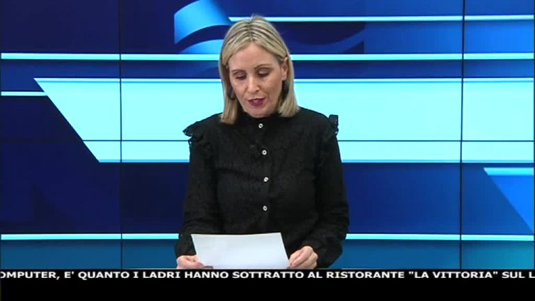 Canale 10 News 23/01/2020