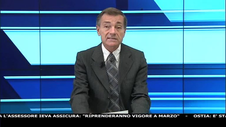Canale 10 News 24/01/2020