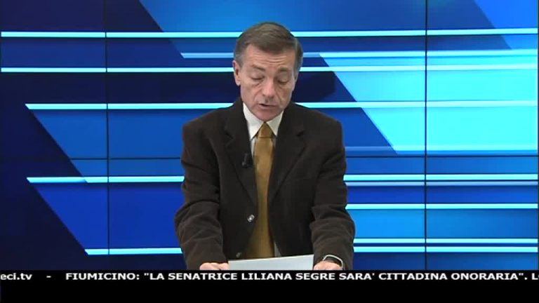 Canale 10 News 25/01/2020