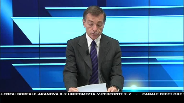Canale 10 News 27/01/2020