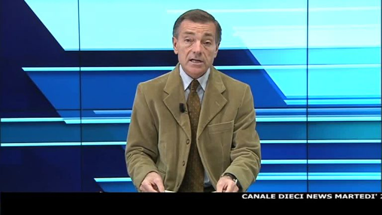Canale 10 News 28/01/2020
