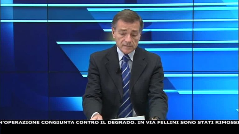 Canale 10 News 30/01/2020