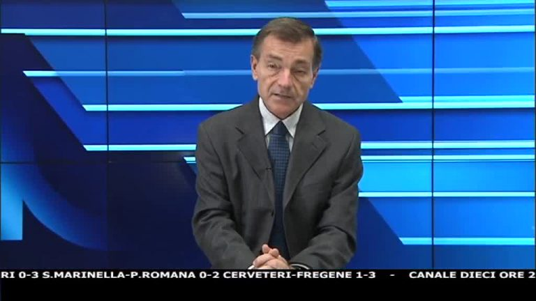 Canale 10 News 03/02/2020