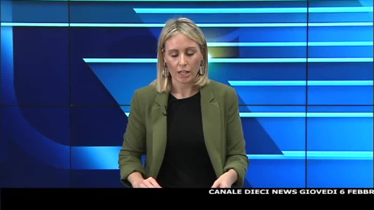 Canale 10 News 06/02/2020