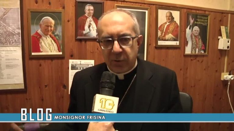 Monsignor Frisina