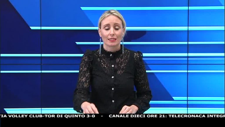 Canale 10 News 17/02/2020