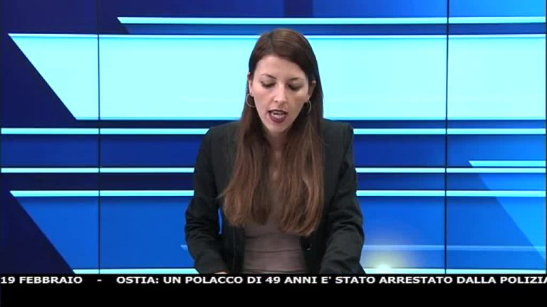Canale 10 News 19/02/2020