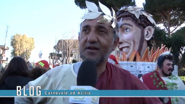 CARNEVALE AD ACILIA