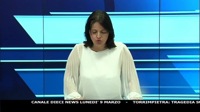 Canale 10 News 09/03/2020