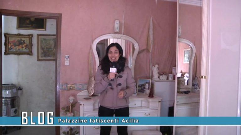 Palazzine fatiscenti Acilia
