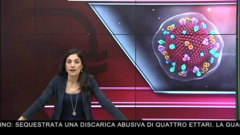 Canale 10 News 10/03/2020 seconda edizione
