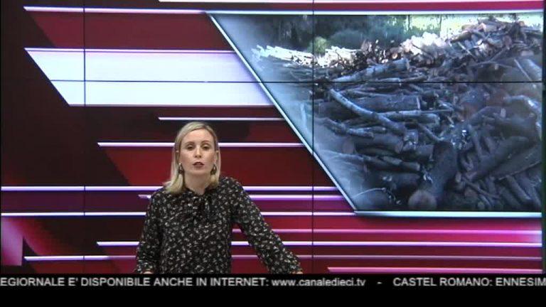 Canale 10 News 12/03/2020 seconda edizione