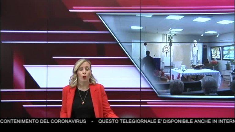 Canale 10 News 16/03/2020 seconda edizione