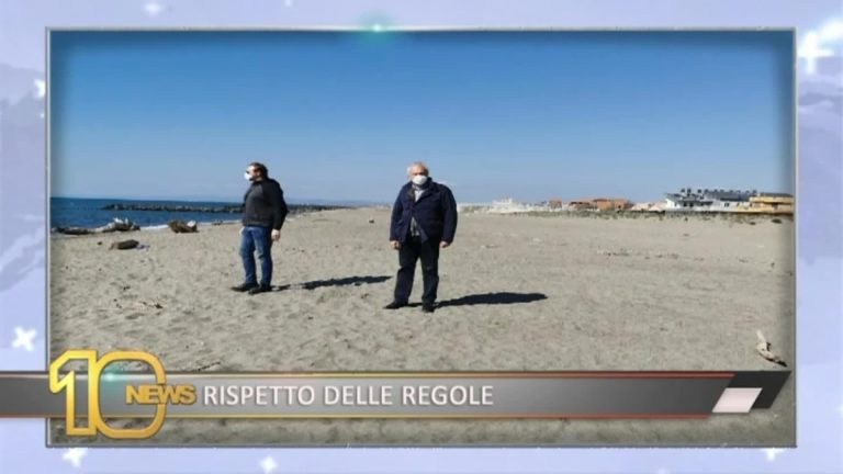 Canale 10 News 17/03/2020