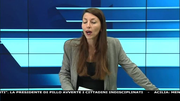 Canale 10 News 20/03/2020