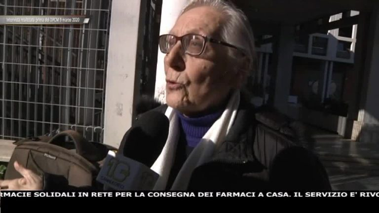 Canale 10 News 21/03/2020