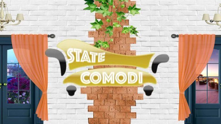 STATE COMODI DEL 20/03/2020