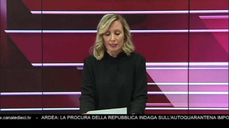 Canale 10 News 11/04/2020 seconda edizione
