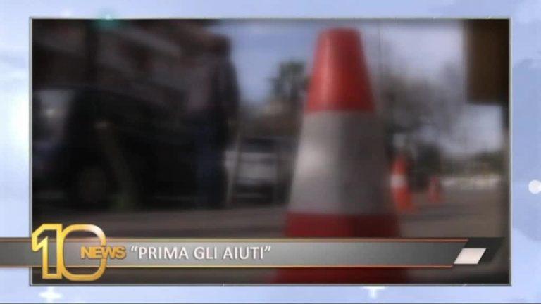 Canale 10 News 15/04/2020 seconda edizione