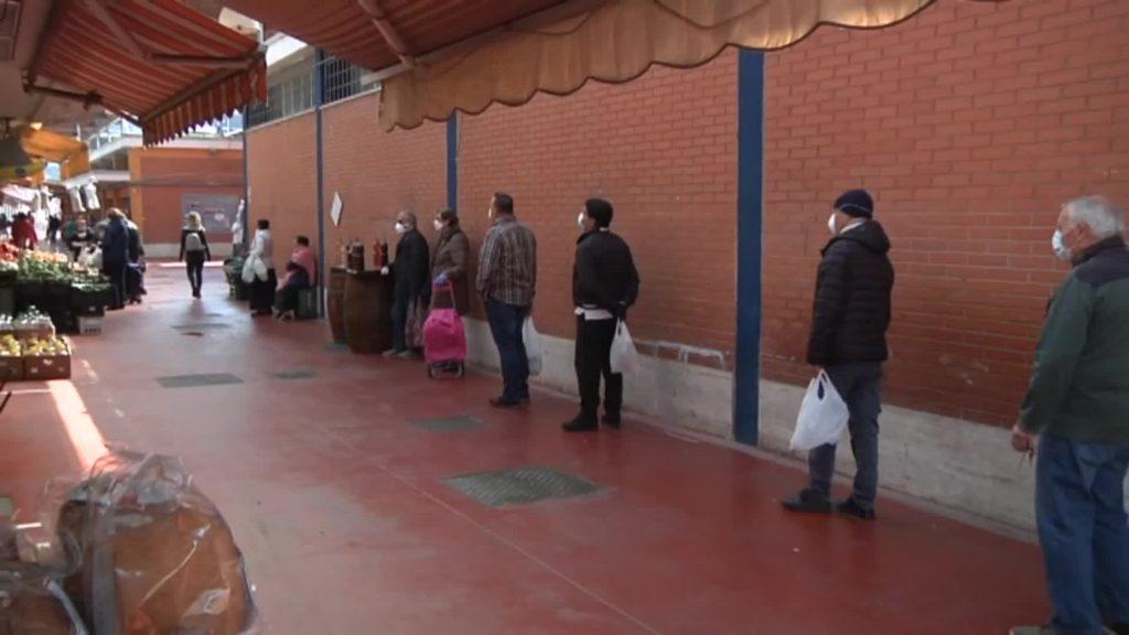 Ostia: il mercato dell'Appagliatore si adegua all'emergenza Coronavirus