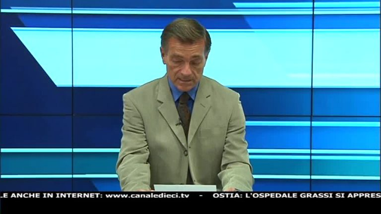 Canale 10 News 27/04/2020