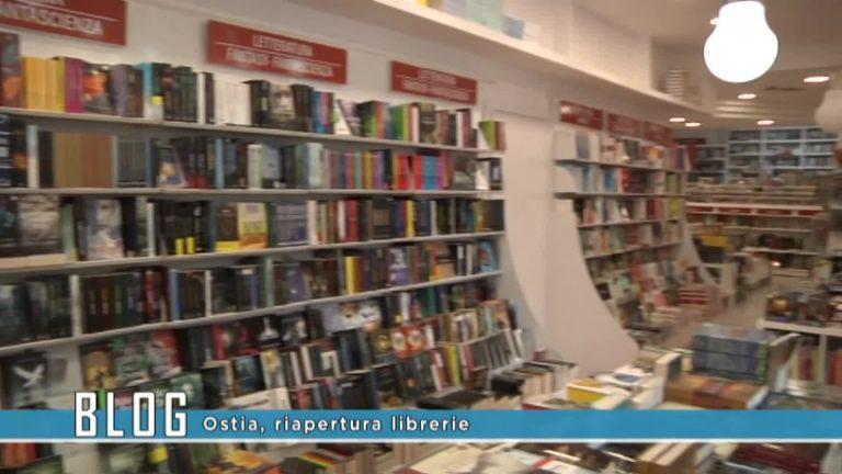 Ostia riapertura librerie