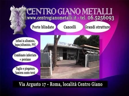 Centro Giano Metalli