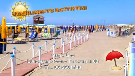 Stabilimento Balneare 'Battistini'