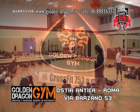 Golden Dragon Gym