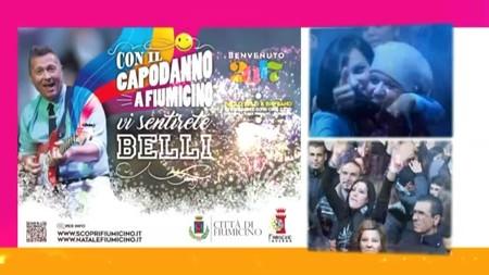Capodanno a Fiumicino con Paolo Belli