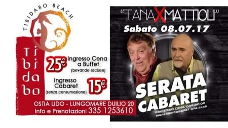 Tana-Mattioli al Tibidabo