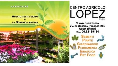 Centro agricolo Lopez