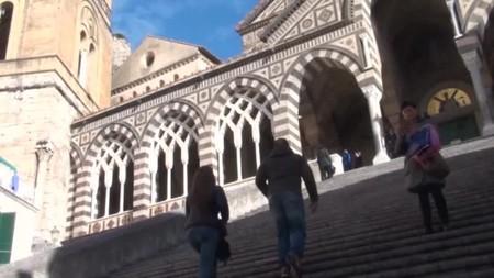 Speciale presepe di Amalfi